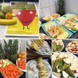 3x wöchentlich kostenloses Obst und Gemüse
